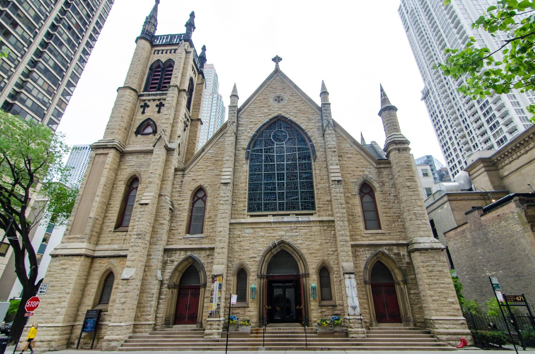 St James Cathedral